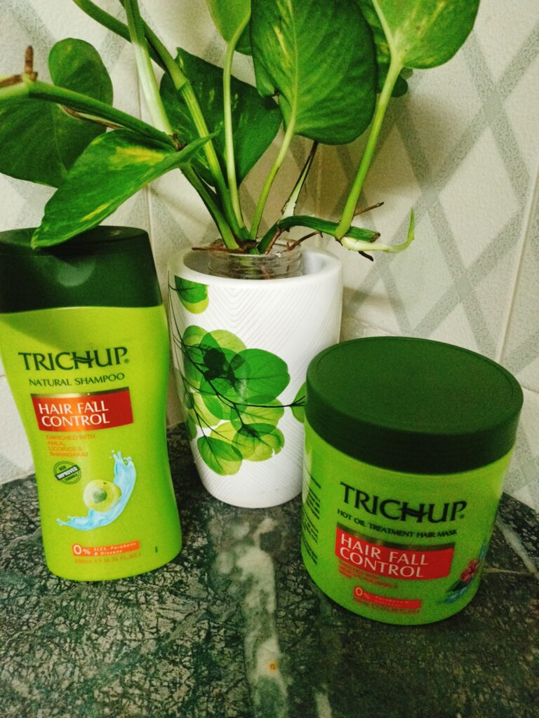 Trichup Shampoo and Mask