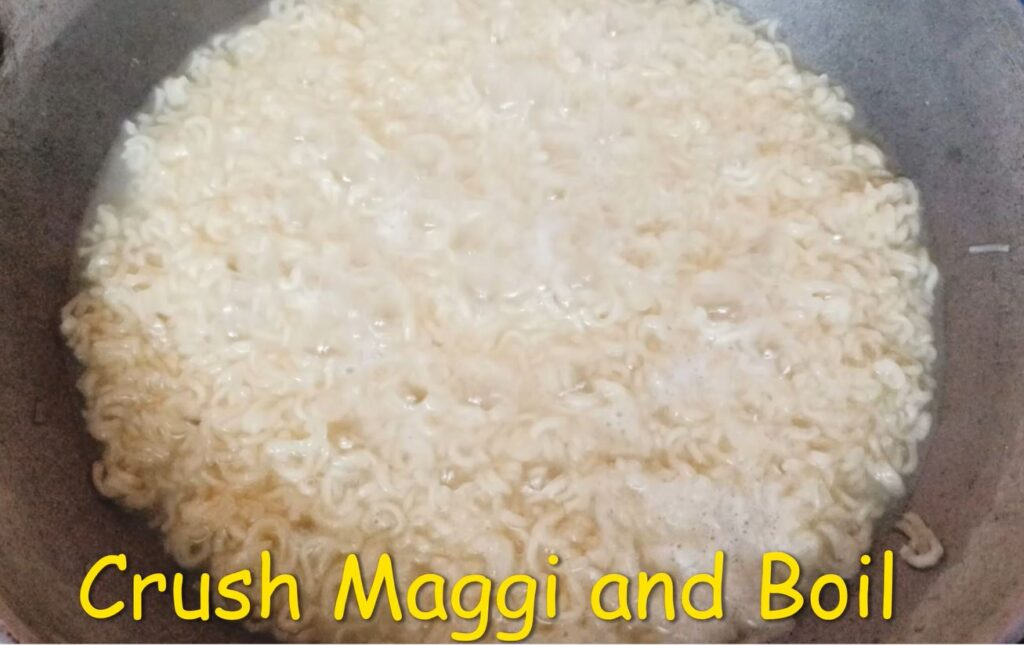Boil Maggi