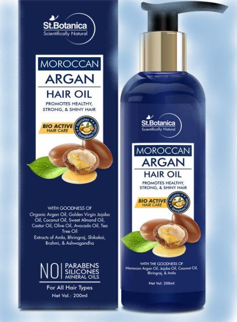 StBotanica Moroccan Argan Oil